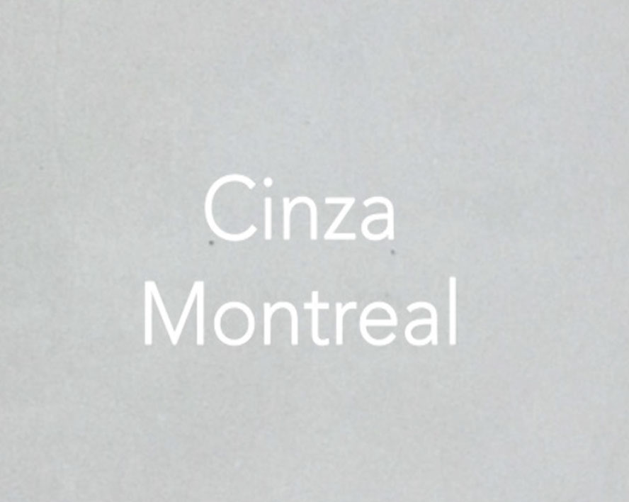 Cinza Montreal